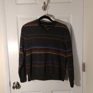 Club Room Striped Sweater